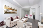 FURNISHED***DOWNTOWN CHIC***BRAND NEW LUXURY  2 BED 2 BATHS @ 101 WALL STREET ***